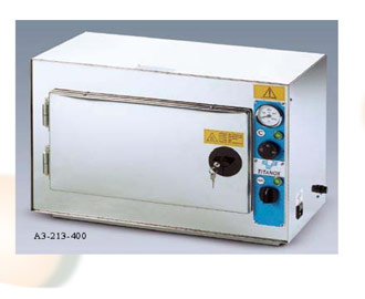 Heat sterilizer