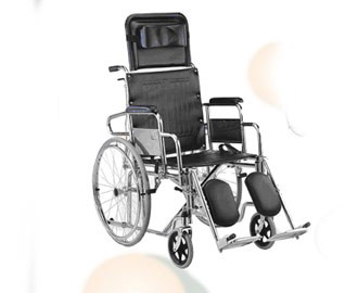 Wheelchair adjustable backrest - Adult