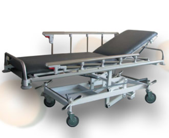 Patient Stretcher Hydraulic